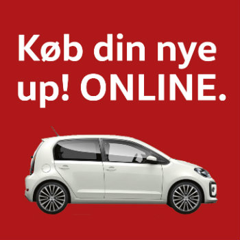 volkswagen up pris